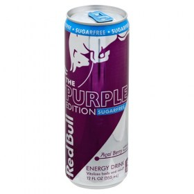 Red Bull Pruple Edition