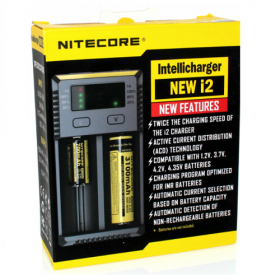 i2 Nitecore V2 - Smart Charger